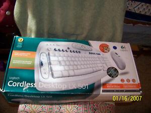 /computer {wireless keyboard & mouse|