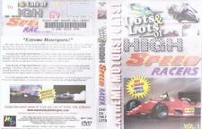DVD:   LOTS & LOTS OF HIGH SPEED RACERS