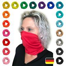 Multifunktionstuch Schlauchschal Halstuch Mund Nase Bedeckung Maske Bandana Loop