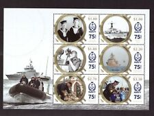 New Zealand MNH 2016 Military, Royal Navy sheet mint stamps