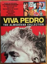 Viva Pedro - The Almodovar Collection (DVD, 2007, 9-Disc Set)