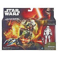Star Wars The Force Awakens 3.75-inch Vehicle Assault Walker NEW