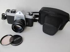 Honeywell Pentax SP1000 Spotmatic w/55mm f/2 SMC M42 Lens ****