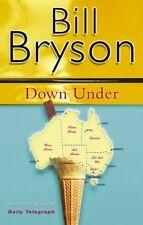 Down Under By Bill Bryson. 9780552997034