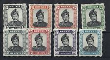 Brunei QEII Mounted Mint Collection