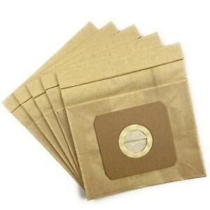 To fit Durabrand ONN OV001 Vacuum Cleaner Paper Dust Bag 5 Pack