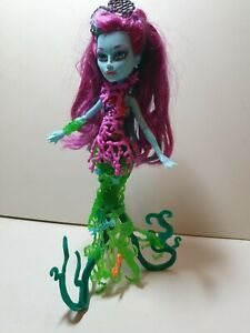 Monster High Doll Posea Reef  Great Scarrier Reef Complete collectors doll
