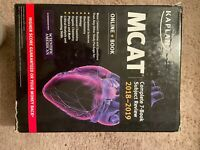 Kaplan Publishing MCAT Complete 7-book Subject Review 2018-2019