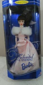 Enchanted Evening Brunette Barbie Doll 1960 Reproduction New Unopened FREE SHIP