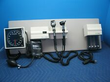 Welch Allyn 767 Integrated Wall Mount Otoscope Diagnostic Set 60 Day Warranty Bp