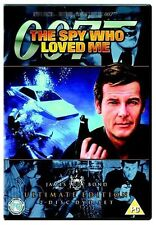 James Bond - The Spy Who Loved Me (Ultimate Edition 2 Disc Set)  [DVD] [1977].