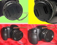 FRONT SNAP-ON LENS CAP DIRECTLY TO CAMERA SONY DSC-H7 DSC-H50 DSC-H9 DSC-HX1