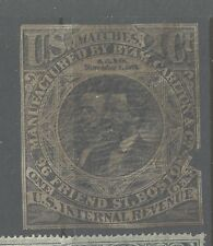 RO 56a--BYAM CARLTON1  CENT PRIVATE DIE MATCH STAMP---49