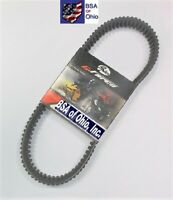 GATES SNOWMOBILE DRIVE BELT FOR POLARIS 800 PRO RMK 155 2016 2017 2018 2019