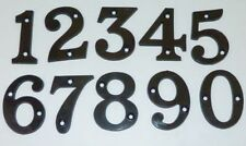 Numbers Plastic Decorative Plaques & Signs