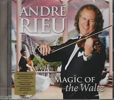 ANDRE RIEU - MAGIC OF THE WALTZ    *NEW & SEALED 2016 CD ALBUM*  WINDSOR WALTZ