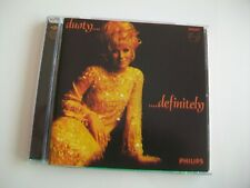 DUSTY SPRINGFIELD - DUSTY....DEFINITELY - 16 TRACK REMASTERED CD - EXCELLENT