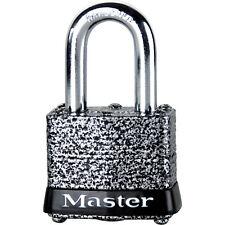 Masterlock 380DRF 'no se oxidan garantía' Grillete de Acero Endurecido Candado 40mm (B10)