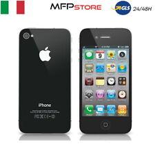APPLE IPHONE 4 16GB NERO IN SCATOLA SMARTPHONE USATO 100% VERIFICATO
