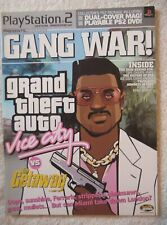 62581 Issue SE Official Playstation 2 Magazine Presents Gang War Magazine