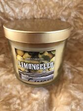 Bath and Body Works Limoncello  4oz Single Wick Candle