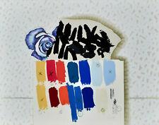 """Concetto POZZATI - """"I campioni colorati"""", 1972 - Serilitografia, 69 x 87 cm"""