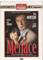 DVD LA MENACE yves montand carole laure alain corneau COLLECTION FIGARO