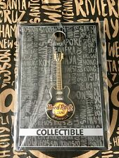 Hard Rock Cafe HRC Limited Edition NASHVILLE Exclusive 3D Core Guitar Pin NIP