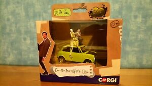 Austin Mini Mr Bean Do it Yourself Edition limitée Corgi CC82114 1/36