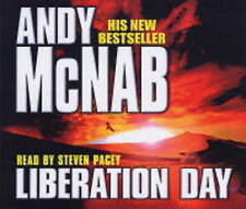 Liberation Day (Nick Stone 05) by Andy McNab (Audiobook CD)