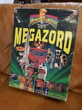 Mighty Morphin Power Rangers Deluxe Megazord - Original / Rare - Boxed + Inner