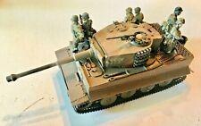 Corgi Tiger Tank with Panzer Infantry