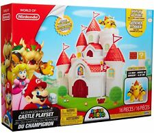 Super Mario Mushroom Kingdom Castle Playset [2.5 Bowser Exclusive]