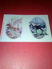 BELLA SARA SPRING CARNIVAL SERIES 14 STICKER CARD 6/10