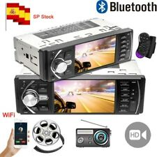 "4.1"" HD Radio de coche Estéreo 1 DIN MP3 MP5 Jugador Bluetooth USB SD AUX-IN ISO"