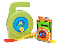 My Big Tape Measure Childs First DIY Tape Measure Kids Learning Role Play Toy