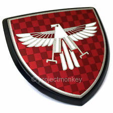 OEM Toyota 85-89 MR2 AW11 Front Hood Eagle Emblem Red Badge MK1 Genuine Part