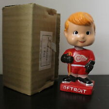 1960's Detroit Red Wings Mini Bobblehead *H506