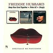 Freddie Hubbard - Keep Your Soul Together/Polar AC/Skagly (2014)  2CD NEW/SEALED