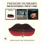 Freddie Hubbard - Keep Your Soul Together/Polar AC/Skagly (2014)  2CD NEW/SEALED