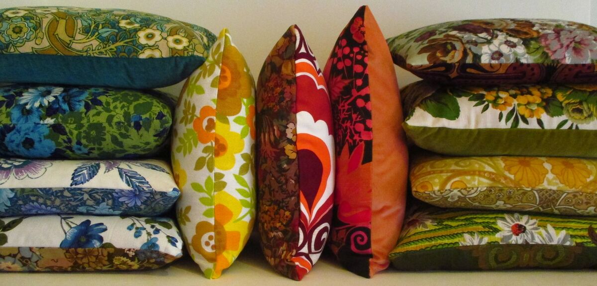 The Vintage Cushion Company