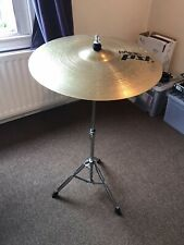 """More details for paiste 22"""" ride cymbal with stand"""