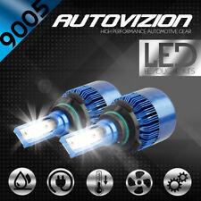9005 LED Headlight Bulb Kit for Chevrolet Chevy Malibu Impala Silverado Suburban