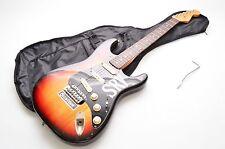 TOKAI SRV Real Vintage left bridge Stevie Ray Guitar w/soft case RefNo 64307