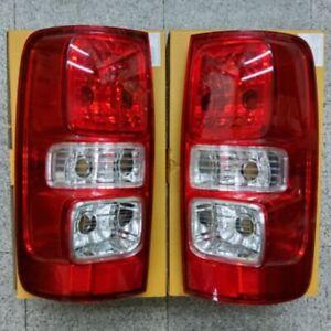 2012-2019 For Chevrolet Colorado Housing Tail Lamp S10 Ute Colorado Duramax Pair