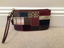 Authentique COACH Multicolore poignet