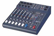 Studiomaster Club XS8 8ch mixer with compressors/mic input