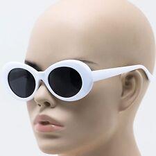 Gafas de Sol estilo ovalo Redondo de moda Lentes de Sol Para Mujer y Hombres