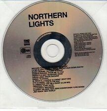 (DD159) Northern Lights, 14 tracks various artists - 2002 DJ CD