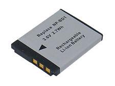 NEW Battery Pack For NP-BD1 NPBD1 NP-FD1 Sony Cybershot DSC-T90/DSC-T900 SCT200